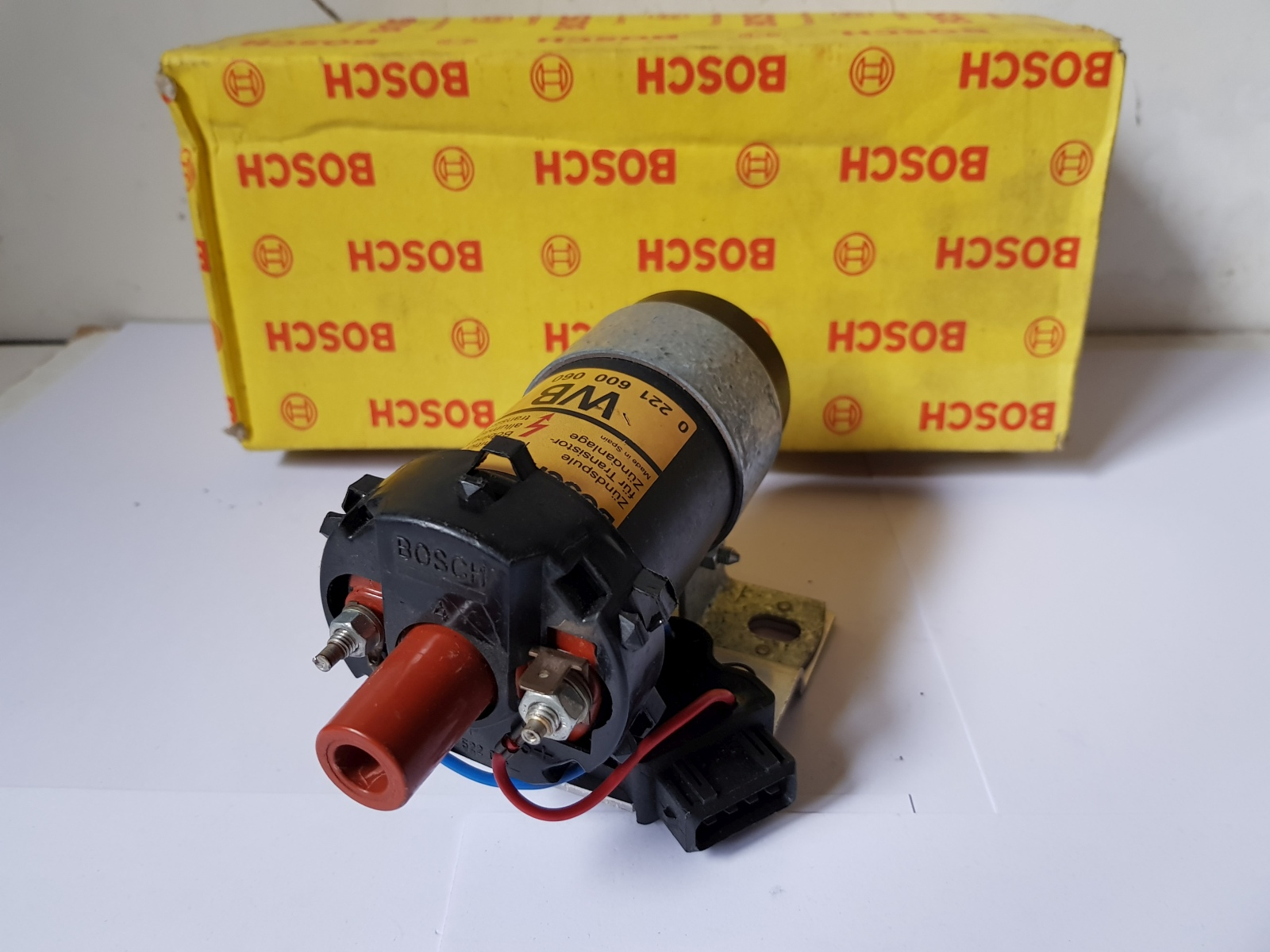 Bosch 0221600060 Zündspule Zündmodul Ignition Coil Opel Calibra Vectra Astra