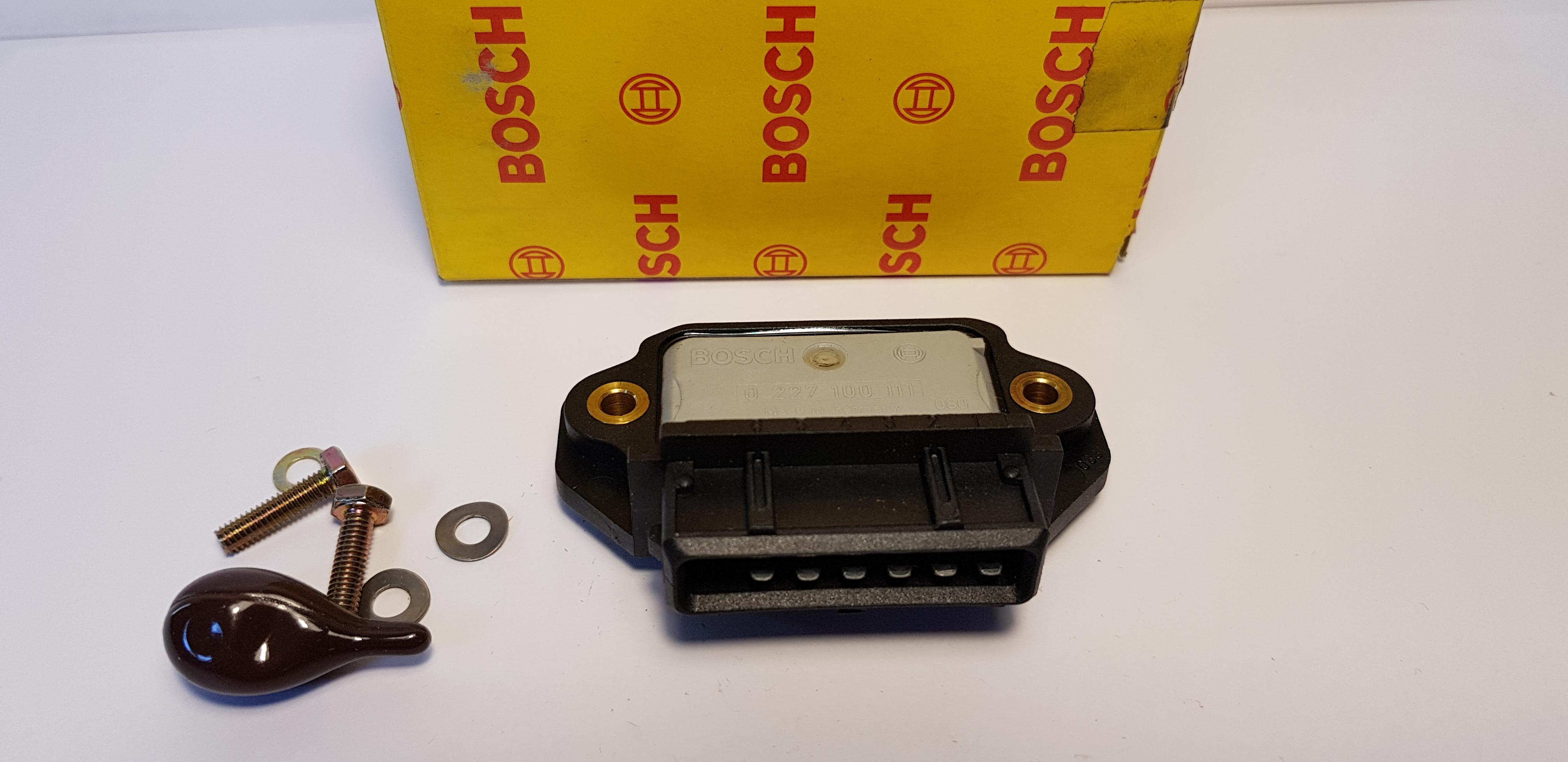 Bosch 1227010002 Schaltgerät Zündsteuergerät Zündung Steuerung Ignition Control