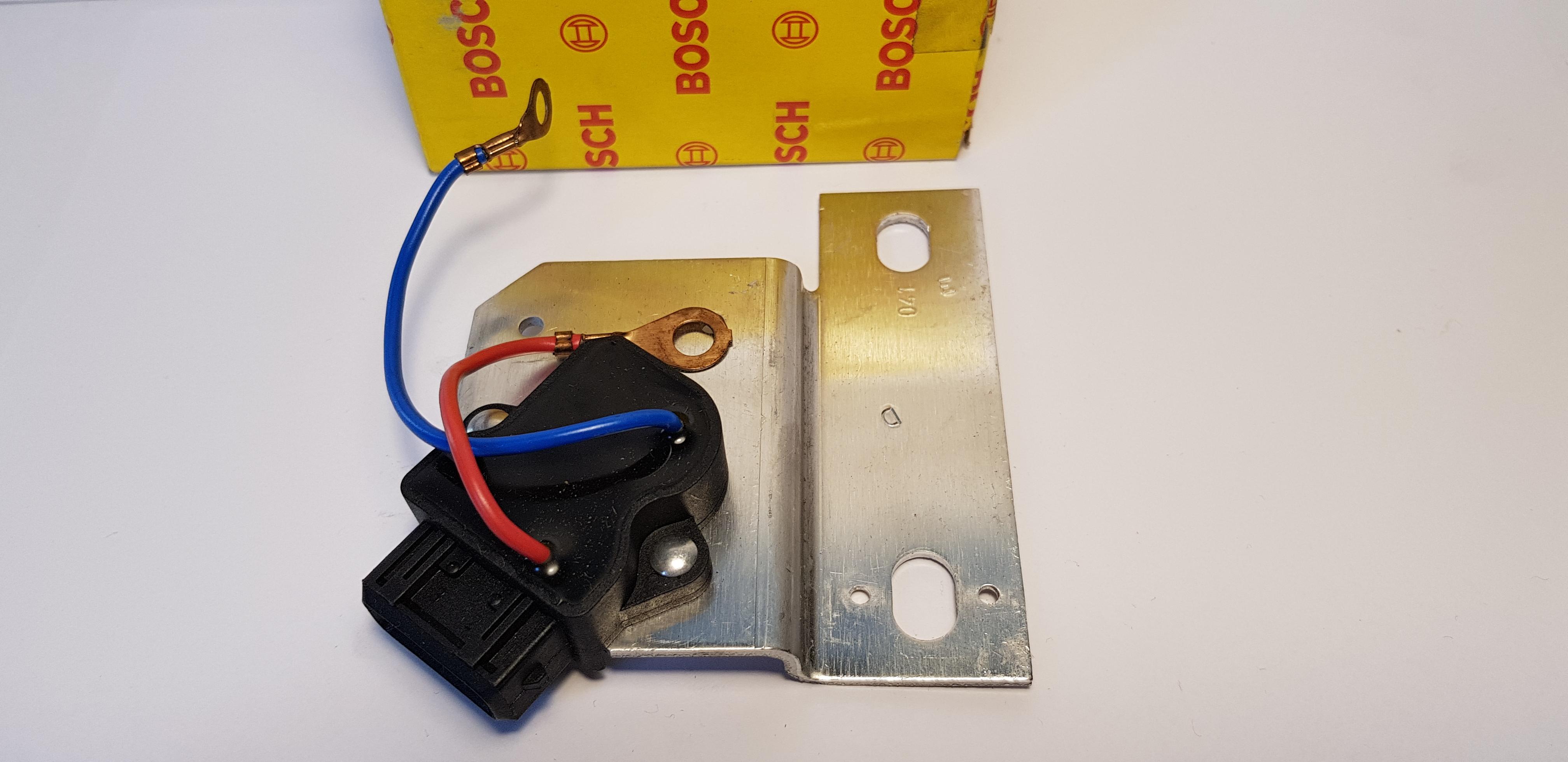 Bosch 1227022028 Schaltgerät Zündsteuergerät Zündung Steuerung Ignition Control