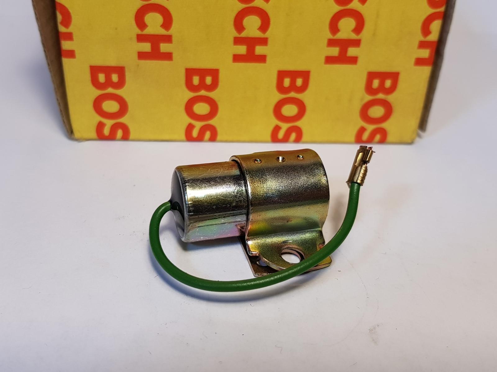 Bosch 1237330824 Kondensator Zündanlage Electrical Condenser Condenseur