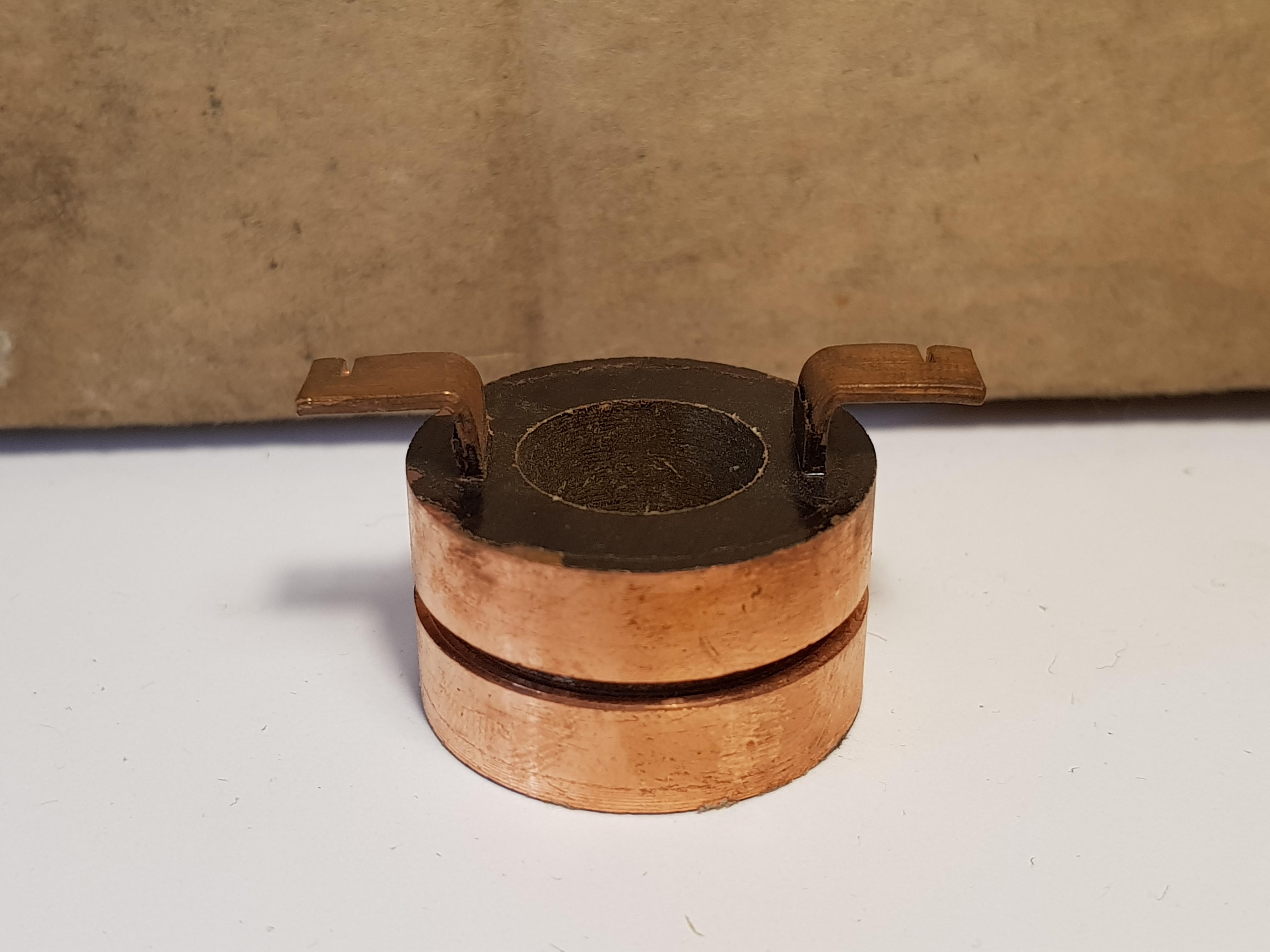 140540 Schleifring für Lichtmaschine AS2-28,5-7-15 Generator Friction Ring