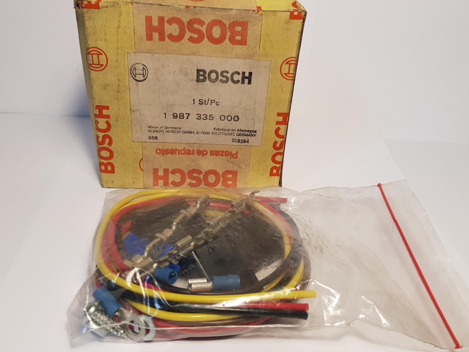 Bosch 1987335000 Kabelsatz Kabelbaum Cable Set Juego de Cables