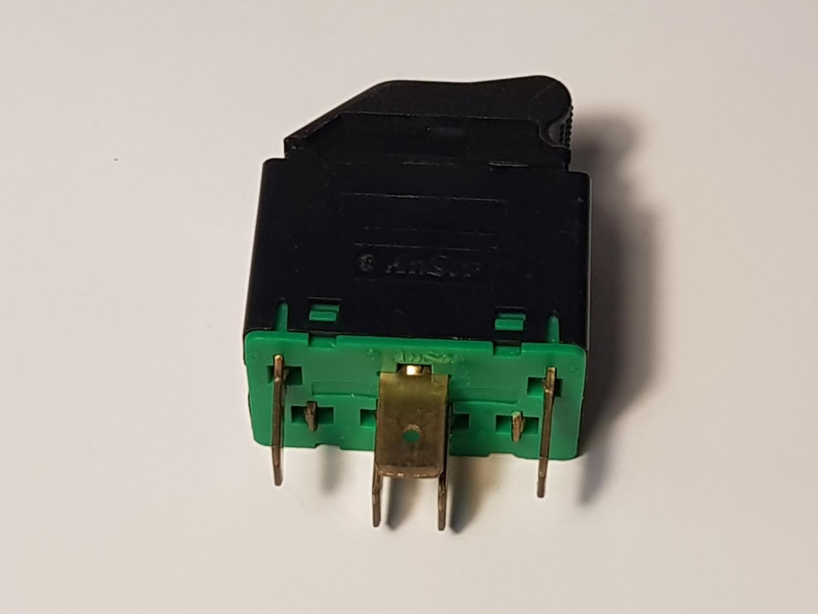 Ansor 1KN2512 Schalter Switch 5-Polig Interrupteur l'interruttore