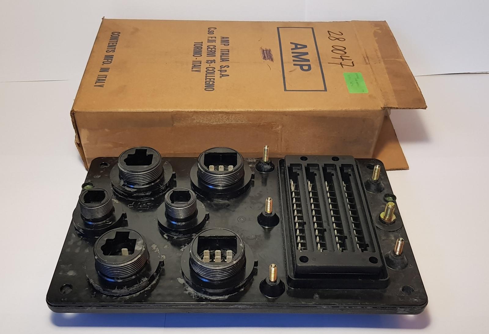 AMP Italia 280047 Relais-Platte 4744145 281086 DATA307L Relais Relay Relé