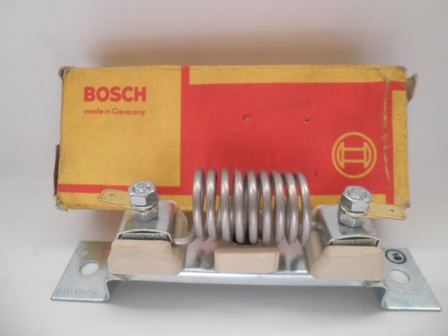 Bosch Vorglühwiderstand  Widerstand 0251100018 resistance résistance resist