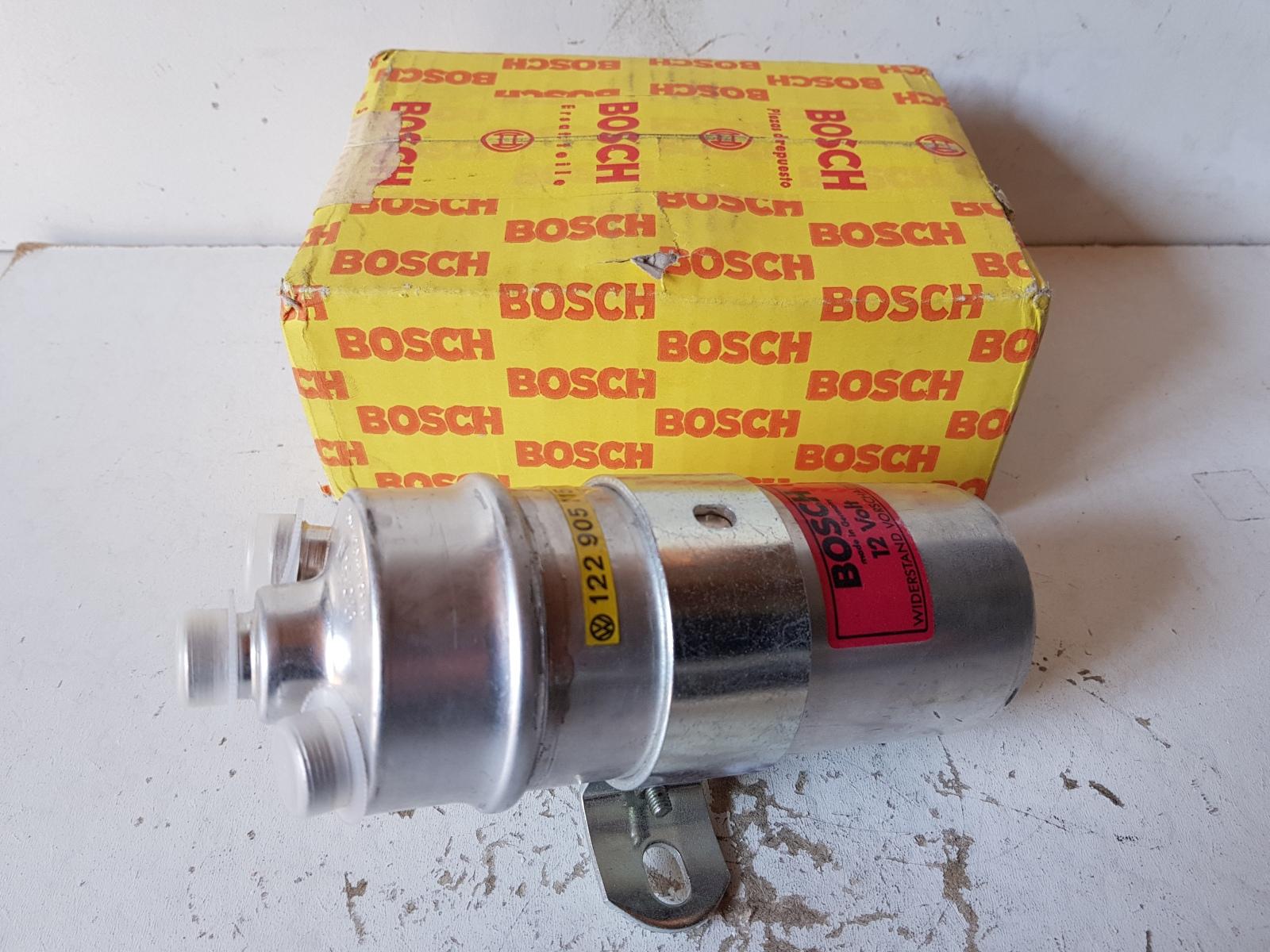 Bosch Zündspule 0221107001 VW 122905115D 12V Bobine Transformer Coil