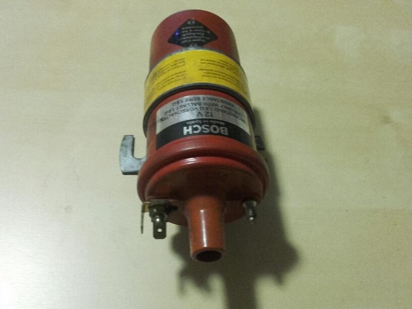 Bosch Zündspule 0221119031 bobina de encendido bobine d'allumage igniti