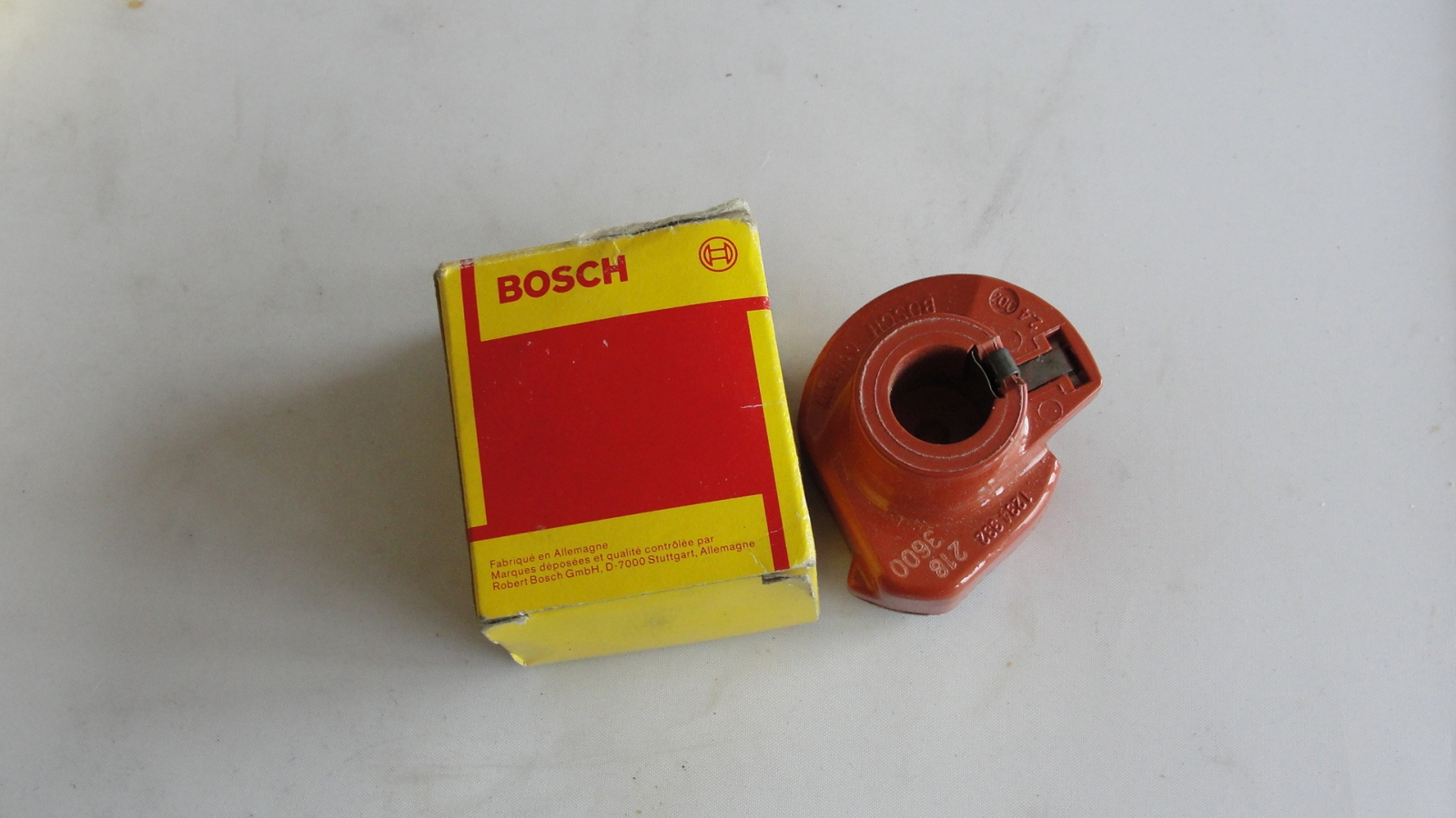Bosch Zündverteilerläufer 1234332218 Rotor distributor distributeur distribuidor