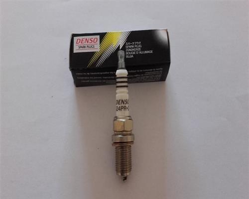 4xDenso Zündkerze Q24PR-ZU Spark Plug Bougie Candela