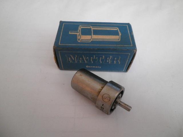 Natter Einspritzdüse DED12S357  Injektor Iniettore Injecteur