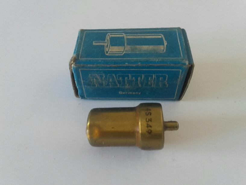 Natter Einspritzdüse DED4S349 Injektor Iniettore Injecteur