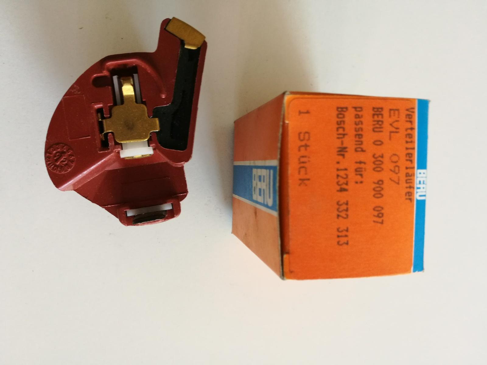 Beru Rotor 1234332313 0300900097 Zündverteilerläufer Verteilerfinger distributor