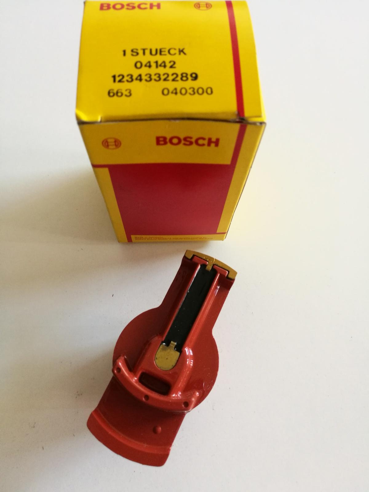 Bosch 1234332289 Zündverteilerläufer Verteilerläufer 1286009 Zündverteiler