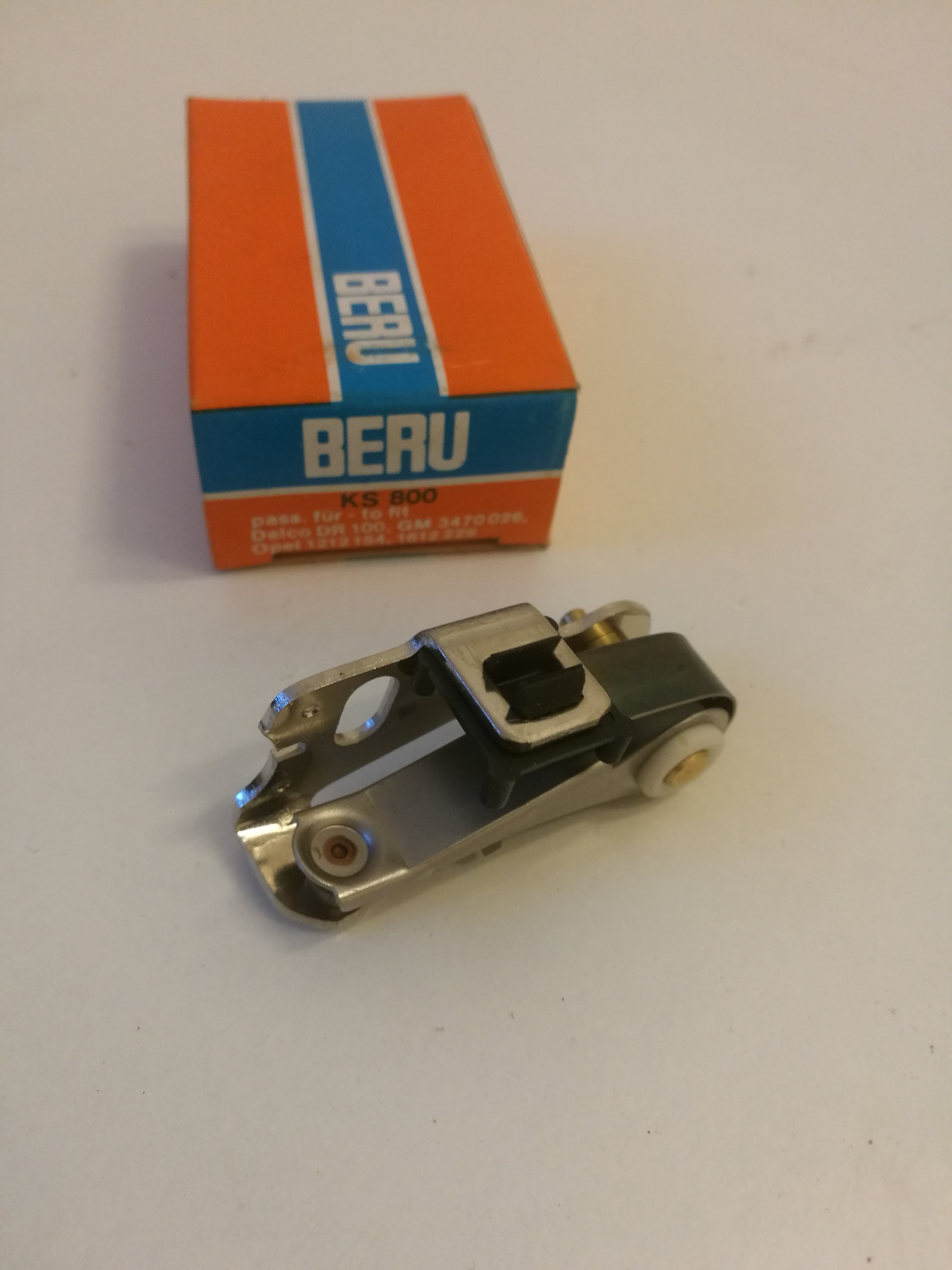 Beru KS800 Zündkontaktsatz Delco Opel Kontaktsatz contact set Jeux de Linguet