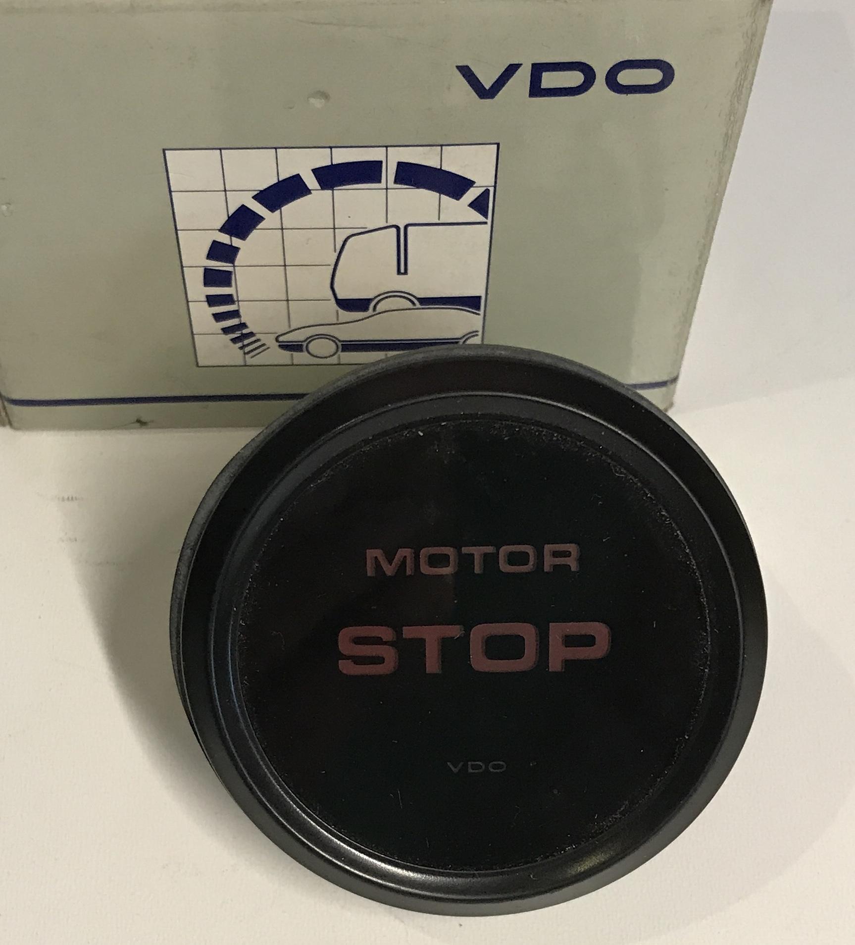 VDO 231.010/014/019 Kontroll-Leuchte control lamp  lampe de supervision