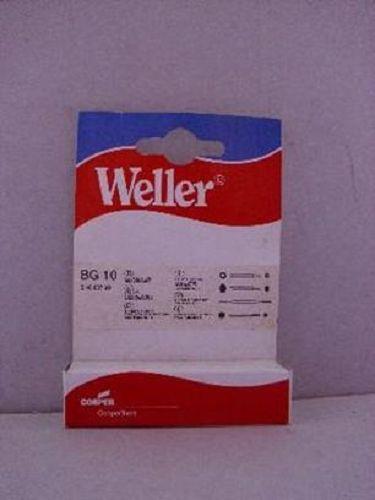 Weller BG10 4 Gravierstifte für Hobbykit 1 WH1 Brenner Gravur