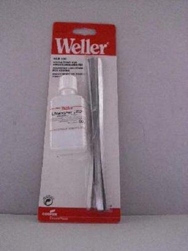 Weller Weichlötset WLS 120/ 3St. Lötzinn Lötwasser 50ml
