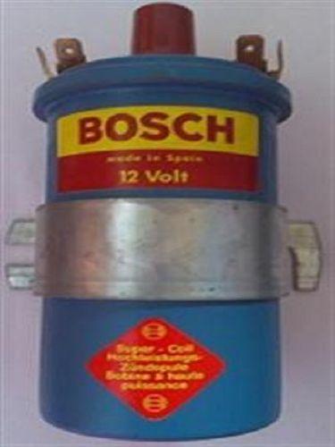 Bosch 0221119027 Hochleistungszündspule Zündspule Blau 12 Volt Ignition Coil 12V