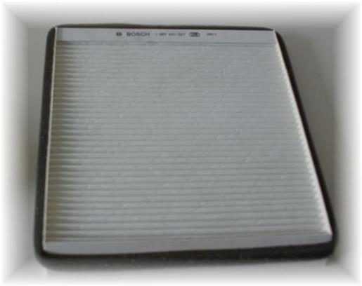 Bosch Innenraumfilter 1987431021 Citroen, Peugeot
