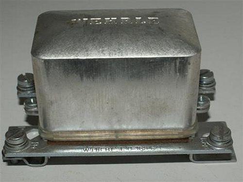 Wehrle Lichtmaschinenregler W416BE 130-160  Bosch  13