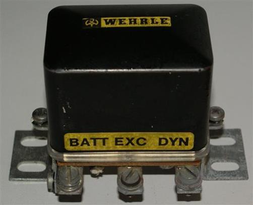 Wehrle Lichtmaschinenregler W462S 70/90 Regler Bosch 15