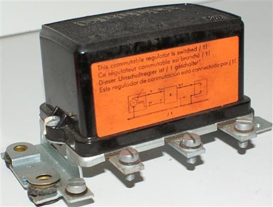 Wehrle Lichtmaschine Regler W117KB300 12/1 38A  Bosch 8
